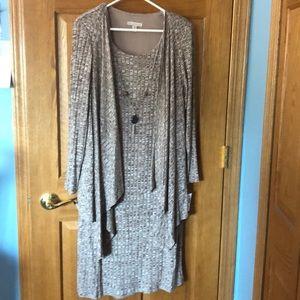 DressBarn Dress with jacket